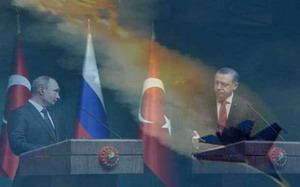<p>Russia-Turkey: to Conflict or to Cooperate? (Part 2)</p>