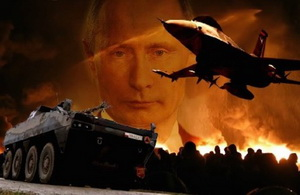 "Putin's Russia and the ""conflict in Ukraine"": a view from a very distant Europe"