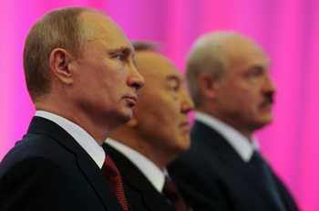 <p>Russia Relying on Eurasia as a Basis of Power</p>