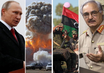 Russia's Policy in Libya After 2011