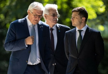 "Will the ""Zelenskyi Formula"" Appearas a Counter to the ""Steinmeier Formula""?"