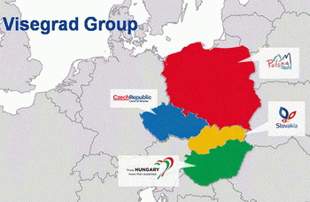 Political Dynamics in the Visegrad Four Countries and Ukraine's Interests