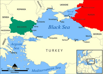 "NATO's ""Weak Link"" on the Black Sea and Counteracting Russia"