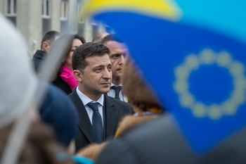 V. Zelenskyi's Baltic Tour