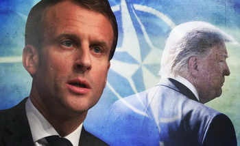 France's Role in NATO Does Not Suit Macron, Does It?
