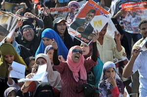Egypt: Revolution or a Military Coup? Part 3