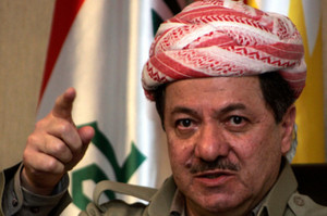 President of the Iraqi Kurdistan has called for independence