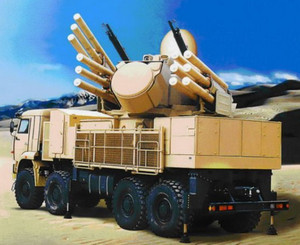 "Russia has begun to supply arms to Iraq, including anti-aircraft missile and gun system ""Панцирь-С1"" (""Armour-S1"")"