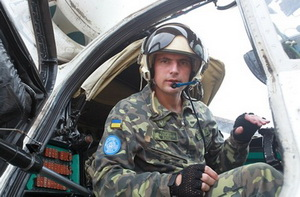 Ukrainian peacekeepers in Africa