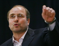 Mohammad-Bagher Qalibaf , a trustee of the Supreme Leader of Iran