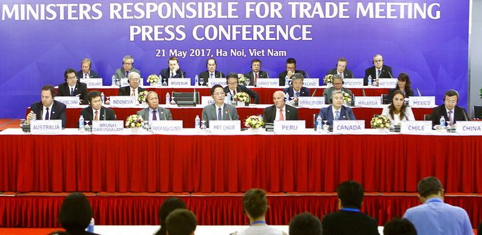 APEC Trade Ministers' meeting held in Vietnam
