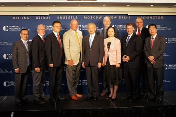 On July 10, Chinese Ambassador Cui Tiankai attended the 7th US-China Civil Strategic Dialogue