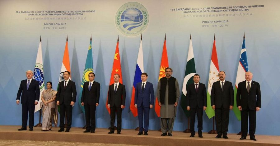 A Meeting of the Council of Heads of Government of the Shanghai Cooperation Organization