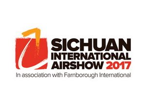 """Sichuan International Aerospace Exhibition 2017"" will be held from September 29th to October 3rd, 2017, in Deyang, Sichuan"