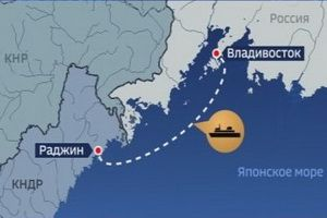 Cargo-and-passenger flows from North Korea were transferred to Russia