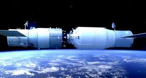 "Cargo ship ""Tianzhou-1"" carried out the first orbital refueling of the ""Tiangun-2"" space laboratory"