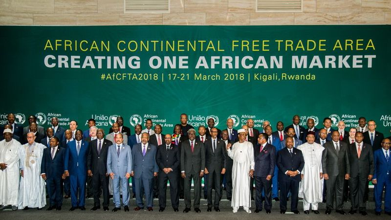 African Union Extra Ordinary Summit on the African Continental Free Trade Area (AfCFTA)