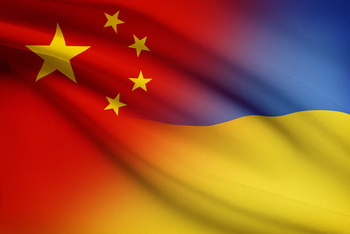 In 2017, China was second to the EU among foreign trade partners of Ukraine