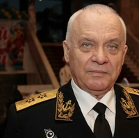 Vice Admiral VG Beskorovainyi, Commander of the Ukrainian Navy in 1993-1996