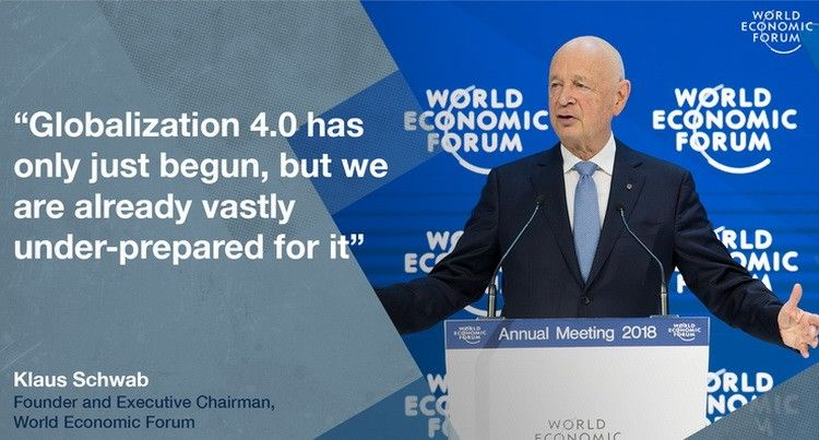At the Davos Forum emphasis was placed on the ambiguity for the mankind of the consequences of globalization and the breakthroughs in science and technology
