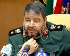 "Head of the ""Passive Defense Organization"" IRGC Brigadier General Gholamreza Jalali"