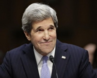 U.S. Secretary of State, John Kerry