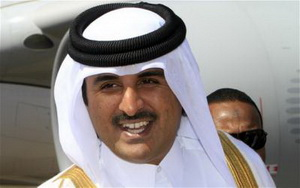 Former Prime Minister of Qatar, Hamad bin Jassim, has rushed to Riyadh to persuade to give up on an attack on Iran