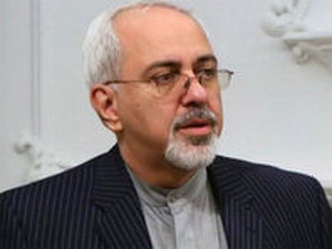 The Foreign Minister of Iran, Mohammad Javad Zarif met with U.S. Secretary of State John Kerry