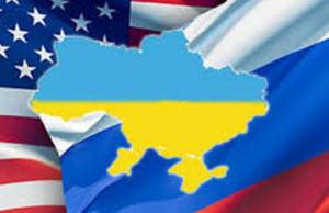 Ukraine's future - its borders, political system and foreign relations - depends largely on the result of the wrestling between the United States and Russia
