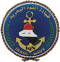 Official emblem of the Iraqi Navy
