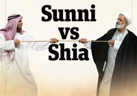 Confrontation between Shiites and Sunnis