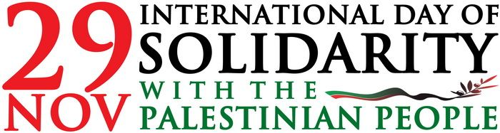 "A large-scale anti-Israeli event — ""Day of Solidarity with the Palestinian People"" — annually hold in the United Nations"