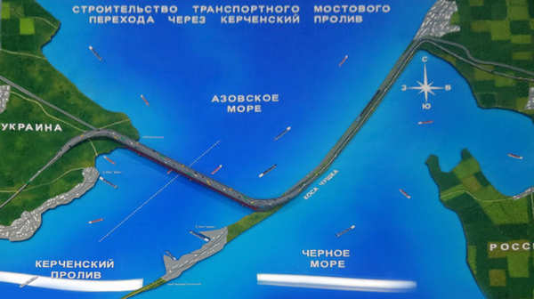 For The Contest On The Use Of The Kerch Strait Or Why The Russian