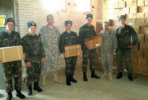 Dry rations for the military units of the AF of Ukraine will be issued in the nearest time