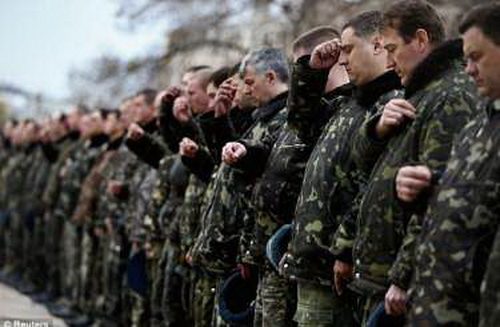 Statement by the former head of Defence Ministry of Ukraine Admiral I. Tenyukh that there are only 6 thousand combat-ready soldiers in the Ukrainian Ground Forces has shocked everybody