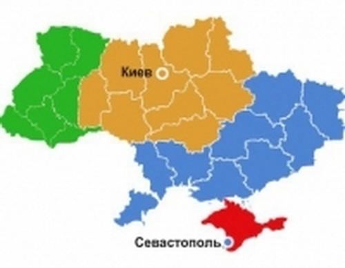 Western media: Putin's strategic goal is not the Crimea but the transformation of Ukraine into a confederation