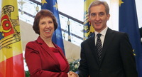 Catherine Ashton in Chisinau: summit in Vilnius — an occasion to strengthen relations with the EU