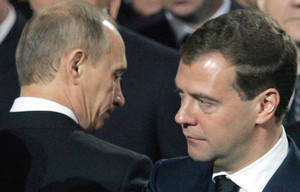 Dmitry Medvedev's government has completely lost its independence in the preparation and adoption of anti-crisis decisions