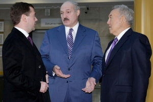 "Russia and Belarus have already expressed mutual claims concerning the plans of creation of ""Rosbelavto"""