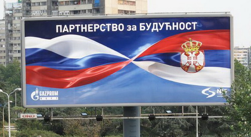 Serbia has successfully developed a constructive relationship with the Russian Federation