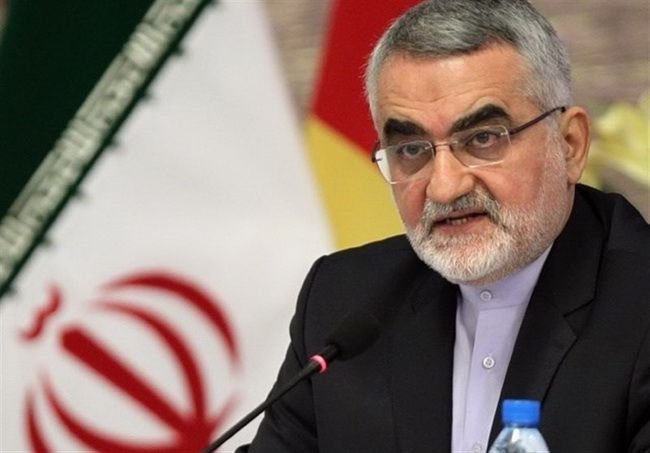 Chairman of the Iranian Parliament's Committee for Foreign Policy and National Security Alaeddin Boroujerdi