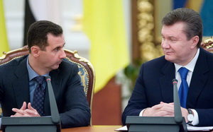 Viktor Yanukovych: Ukraine sees Syria as one of the most influential countries in the  Arab and Islamic world