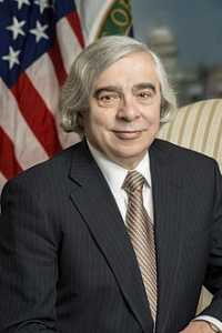 The United States Secretary of Energy has become E. Moniz