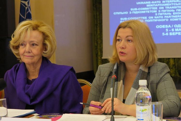 The Ukraine-NATO Interparliamentary Council met in Odesa